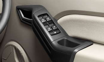 Mahindra Verito Power Windows Feature