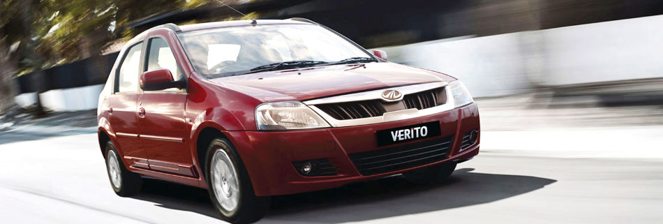 Mahindra Verito Sedan